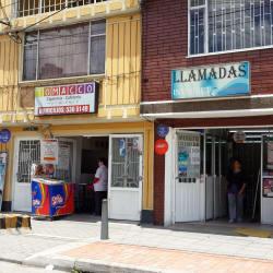 Tomacco en Bogotá