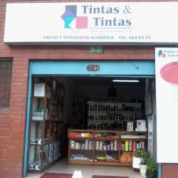 Tintas & Tintas en Bogotá