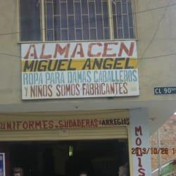 Almacén Miguel Angel en Bogotá