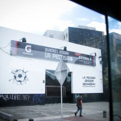 La Pecosa en Bogotá