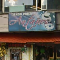 Tienda Paisa Antaños en Bogotá