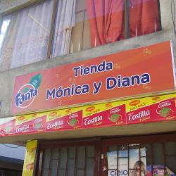 Tienda Mónica y Diana en Bogotá