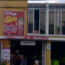 Comirap El Chavo en Bogotá