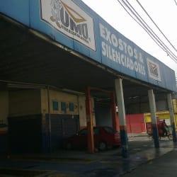 Exostos & Silenciadores en Bogotá