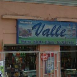 Cigarrería Valle Diagonal 12 con 14A en Bogotá