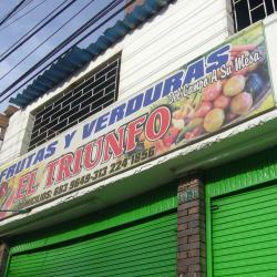 Frutas y Verduras El Triunfo en Bogotá