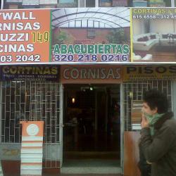 Abacubiertas en Bogotá