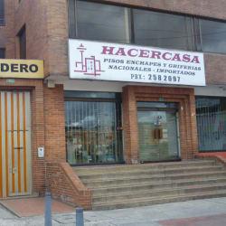 Hacer Casa Ltda en Bogotá