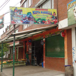 Autoservicio Nueva Marsella en Bogotá