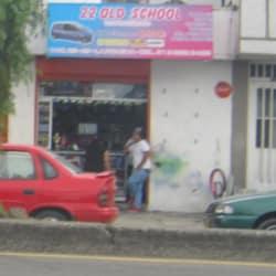 22 Old School en Bogotá