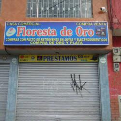 Casa Comercial Floresta de Oro en Bogotá
