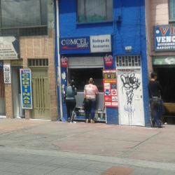 Comcel Bodega de Accesorios  en Bogotá