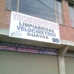 Tecniservicios Calle 132 en Bogotá