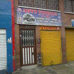Autos Vidrios J.R. en Bogotá