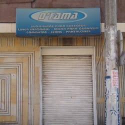 D'Fama en Bogotá