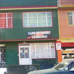 Café Internet Llamadas en Bogotá