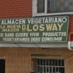 Almacén Vegetariano La Nueva Imagen D Los Way en Bogotá