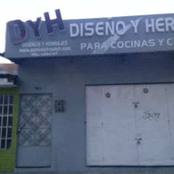 Diseños y Herrajes Para Cocinas y Closets en Bogotá