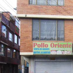 Distribuidora Avícola Pollo Oriente en Bogotá