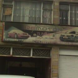 Autoservicio Remotor en Bogotá