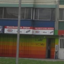 Distribuidora de Pinturas en Bogotá