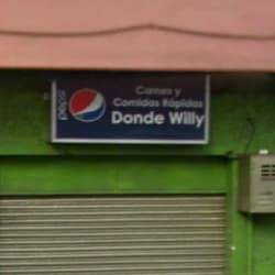 Donde Willy en Bogotá
