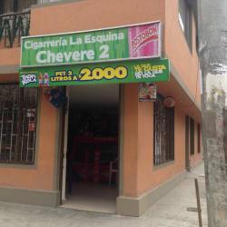 Cigarrería La Esquina Chévere  en Bogotá