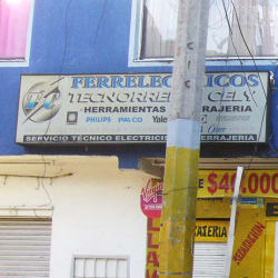 Tecno Redes Cely en Bogotá