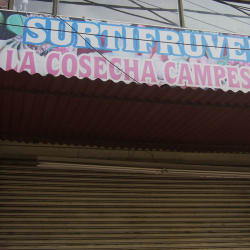 Surtifruver La Cosecha Campesina en Bogotá