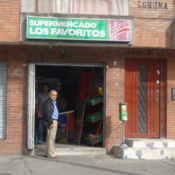Supermercado Los Favoritos en Bogotá