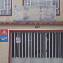 Supermercado Los Paisas Calle 1B en Bogotá