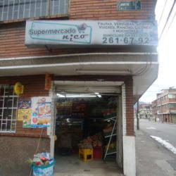 Supermercado Nico en Bogotá