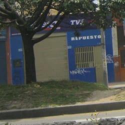 AKT Motos TVS Calle 29 en Bogotá