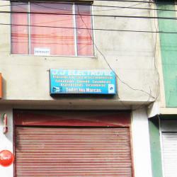 J.J. Electronic en Bogotá