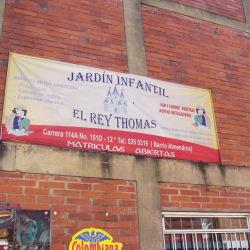 Jardín Infantil El Rey Thomas en Bogotá