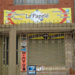 Le Papelé en Bogotá