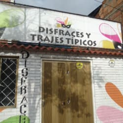 Disfraces y Trajes Tipicos en Bogotá
