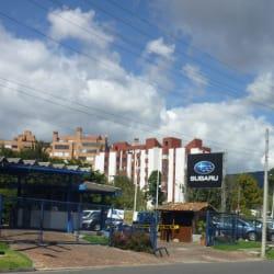 Subaru 128 en Bogotá