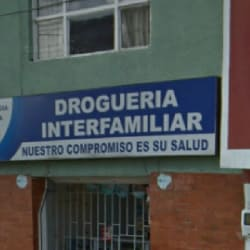 Droguería Interfamiliar en Bogotá