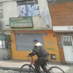 Cigarrería Licores en Bogotá