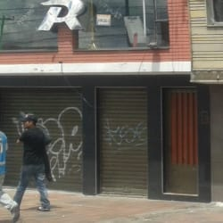 Tatuajes R en Bogotá