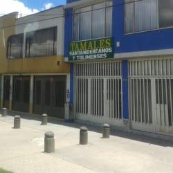 Tamales Santandereanos y Tolimenses en Bogotá