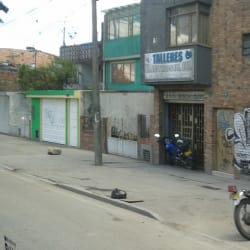 Talleres Electrosol E U en Bogotá