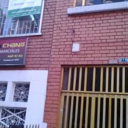 Escuela de Artes Marciales Chang en Bogotá
