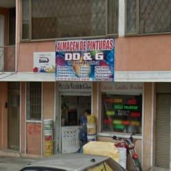 Almacén De Pinturas DD & G en Bogotá