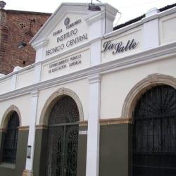 Escuela Tecnológica Instituto Técnico Central en Bogotá