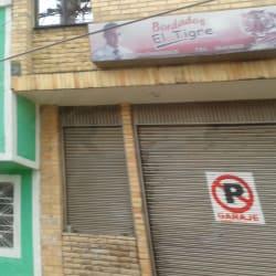 Bordados El Tigre en Bogotá