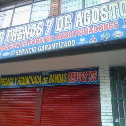 Car Frenos 7 De Agosto en Bogotá