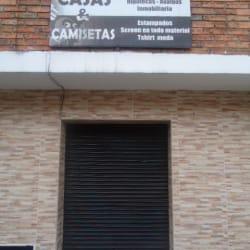 Casas y Camisetas en Bogotá