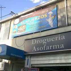 Sopitas y Carnes de la 76 en Bogotá
